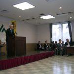 平成29年度「稲城の梨生産組合」通常総会